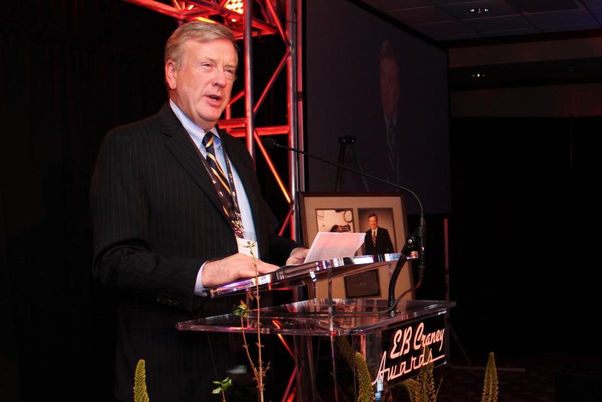 A President/CEO-Bruce; Senior Vice President of Production and Operations at CNN
